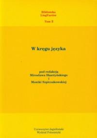 W kręgu języka - okładka książki