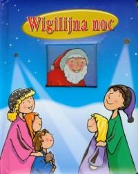 Wigilijna noc - Stephen Griffiths - okładka książki