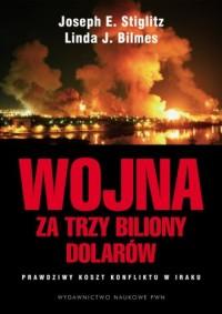 Wojna za trzy biliony dolarów. - okładka książki