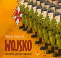 Wojsko - Mariusz Niemycki - okładka książki