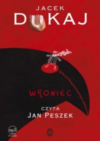 Wroniec (CD) - Jacek Dukaj - pudełko audiobooku