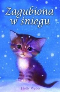 Zagubiona w śniegu - Holly Webb - okładka książki
