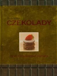 Złota księga czekolady - okładka książki