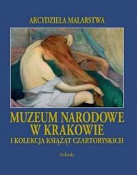 Arcydzieła malarstwa. Muzeum Narodowe - okładka książki