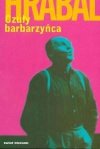 Czuły barbarzyńca - okładka książki