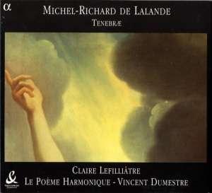 De lalande - tenebrae (2 CD) - okładka płyty