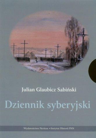 Dziennik syberyjski. Tom 1-3 - okładka książki