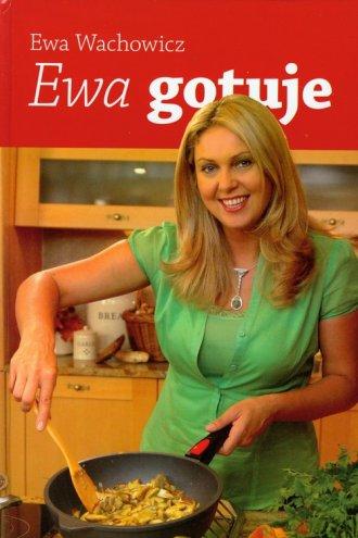 Ewa gotuje - okładka książki