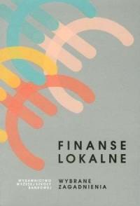 Finanse lokalne - okładka książki