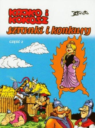 Kajko i Kokosz. Szranki i konkury - okładka książki
