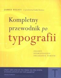 Kompletny przewodnik po typografii - okładka książki