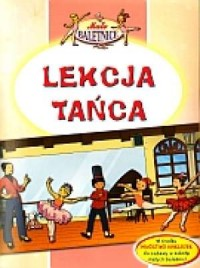Lekcja tańca - okładka książki