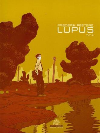 Lupus. Tom 4 - okładka książki