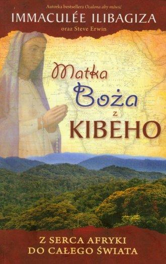 Matka Boża z Kibeho - okładka książki
