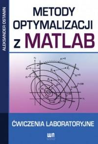 Metody optymalizacji z MATLAB. Ćwiczenia laboratoryjne - okładka książki