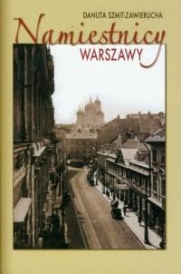 Namiestnicy Warszawy - okładka książki