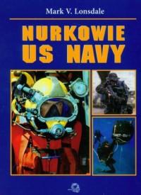 Nurkowie US Navy - okładka książki