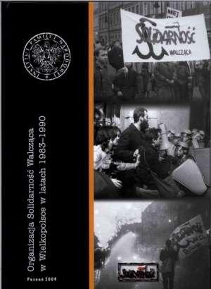 Organizacja Solidarność Walcząca - okładka książki