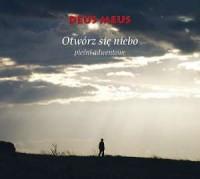 Otwórz się niebo. Pieśni adwentowe (CD) - okładka płyty