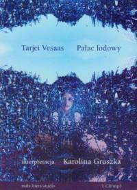 Pałac lodowy (CD) - pudełko audiobooku