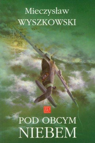 Pod obcym niebem - okładka książki