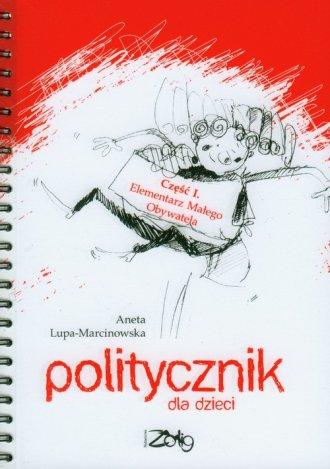 Politycznik dla dzieci cz. 1 - okładka książki