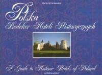 Polska. Bedeker hoteli historycznych - okładka książki