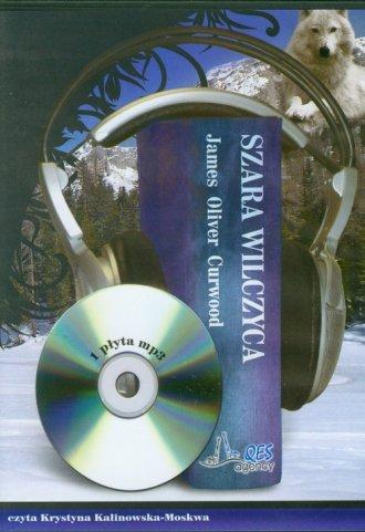 Szara wilczyca (CD) - pudełko audiobooku