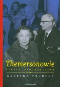 Themersonowie. Szkice biograficzne - okładka książki