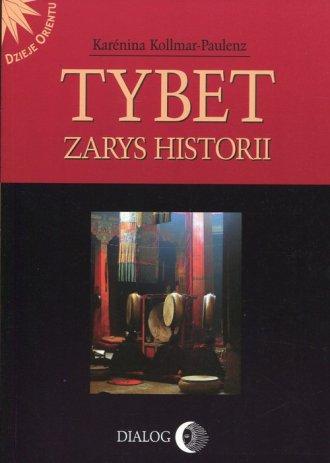 Tybet. Zarys historii - okładka książki