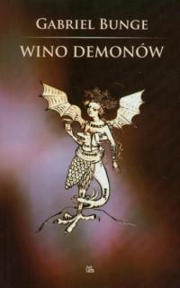 Wino demonów - okładka książki