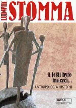 A jeśli było inaczej... Antropologia - okładka książki