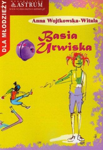 Basia Urwiska - okładka książki