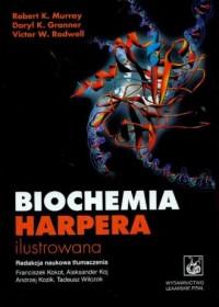 Biochemia Harpera (ilustrowana) - okładka książki