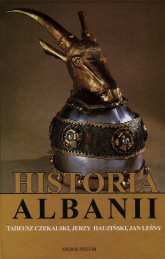 Historia Albanii - okładka książki