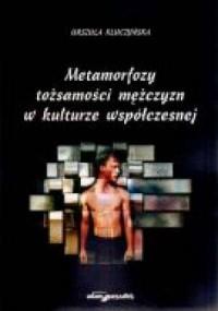 Metamorfozy tożsamości mężczyzn - okładka książki