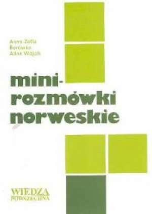 Minirozmówki norweskie - okładka książki