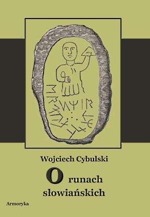 O runach słowiańskich - okładka książki