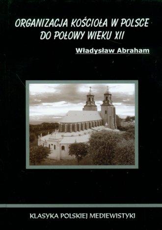 Organizacja Kościoła w Polsce do - okładka książki