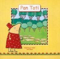 Pan Toti - okładka książki