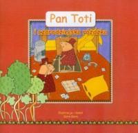 Pan Toti i czarodziejska różdżka - okładka książki