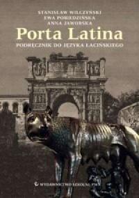 Porta Latina. Podręcznik do języka łacińskiego - okładka podręcznika