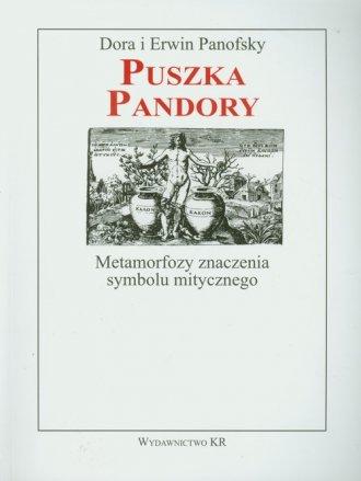 Puszka Pandory. Metamorfozy znaczenia - okładka książki