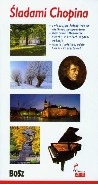 Śladami Chopina (wersja pol.) - okładka książki