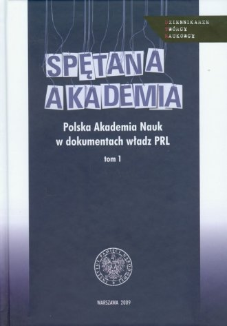 Spętana Akademia. Polska Akademia - okładka książki