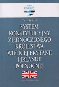 System konstytucyjny Zjednoczonego - okładka książki