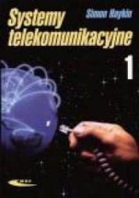 Systemy telekomunikacyjne. Tom 1-2 - okładka książki