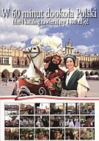 W 60 minut dookoła Polski - okładka książki