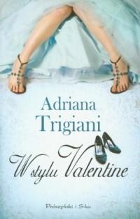 W stylu Valentine - okładka książki