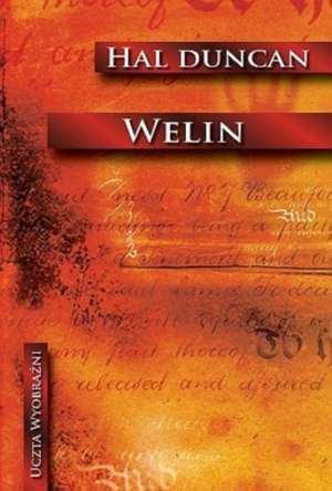 Welin - okładka książki